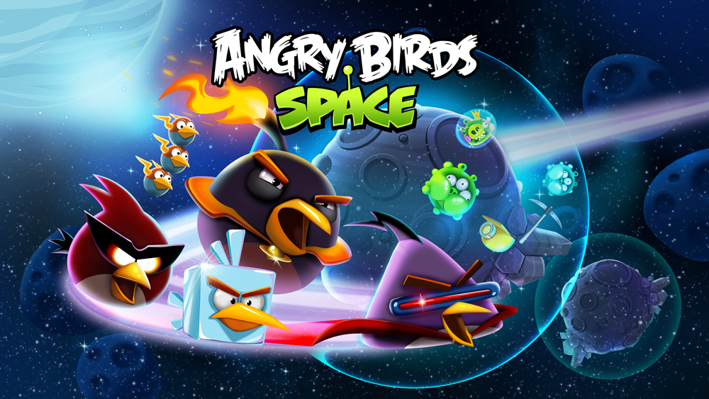 Angry birds space receives a huge update aivanet voltagebd Images